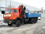 Манипулятор Камаз 9 тонн